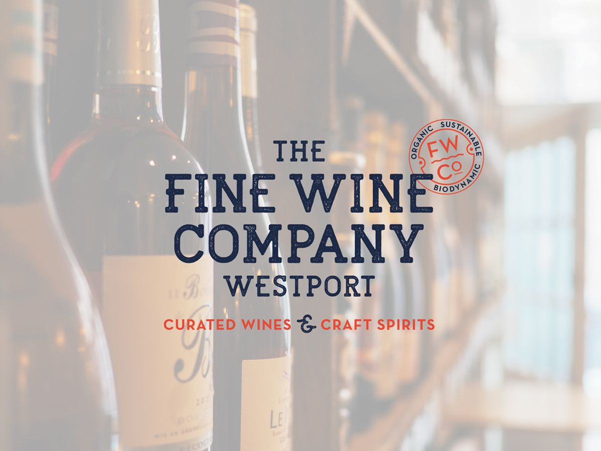 New Leaf Graphic Design - Fairfield County, Connecticut - The Fine Wine Company - Westport CT